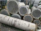 西安出售二手不銹鋼列管冷凝器