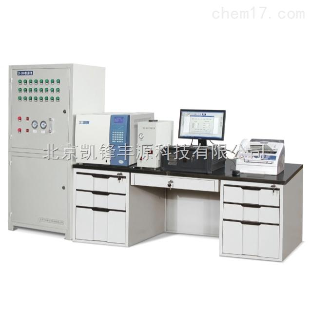 在线气体气相色谱分析仪