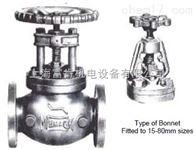 MACK低温截止阀 1632/1308 澳大利亚原装进口