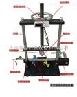YUYLC-X材料力学测试分析实验台(配静态应变仪)|机械创新实训室设备