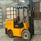 汉中市2吨电动机叉车改装称重系统