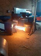 80萬大卡廠家直銷生物質燃燒機 自動上料顆粒燃燒爐