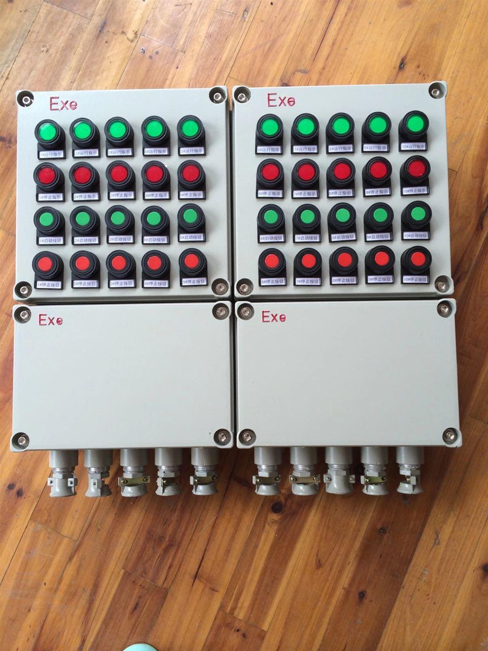 工业电控箱内部接线图