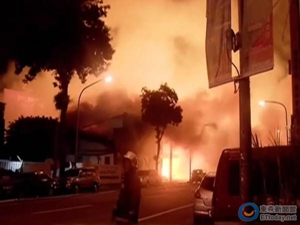 高雄燃氣爆炸肇事原因 或为化工厂丙烯运送外泄