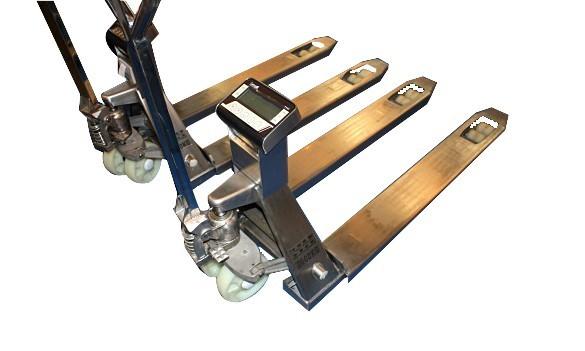 不锈钢防水叉车秤