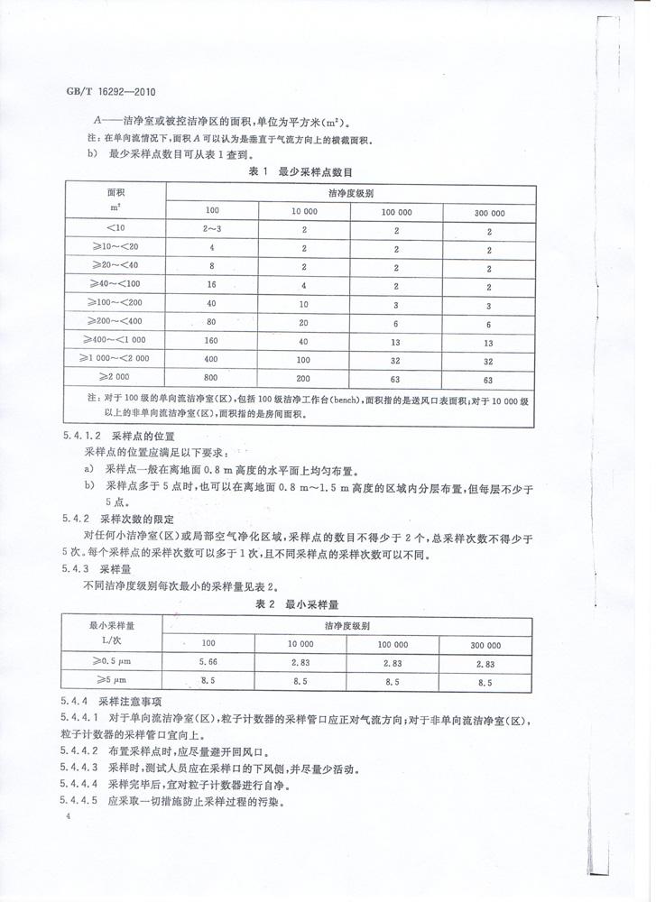 尘埃粒子计数器标准差STDDEV 计算公式