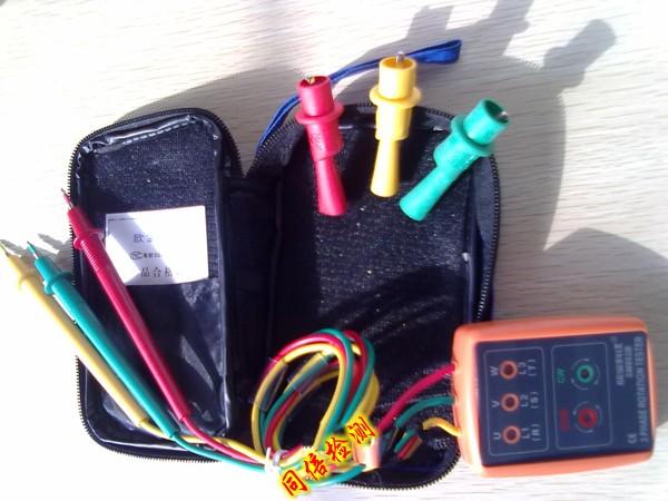 sm852b-相序表 相位检测仪