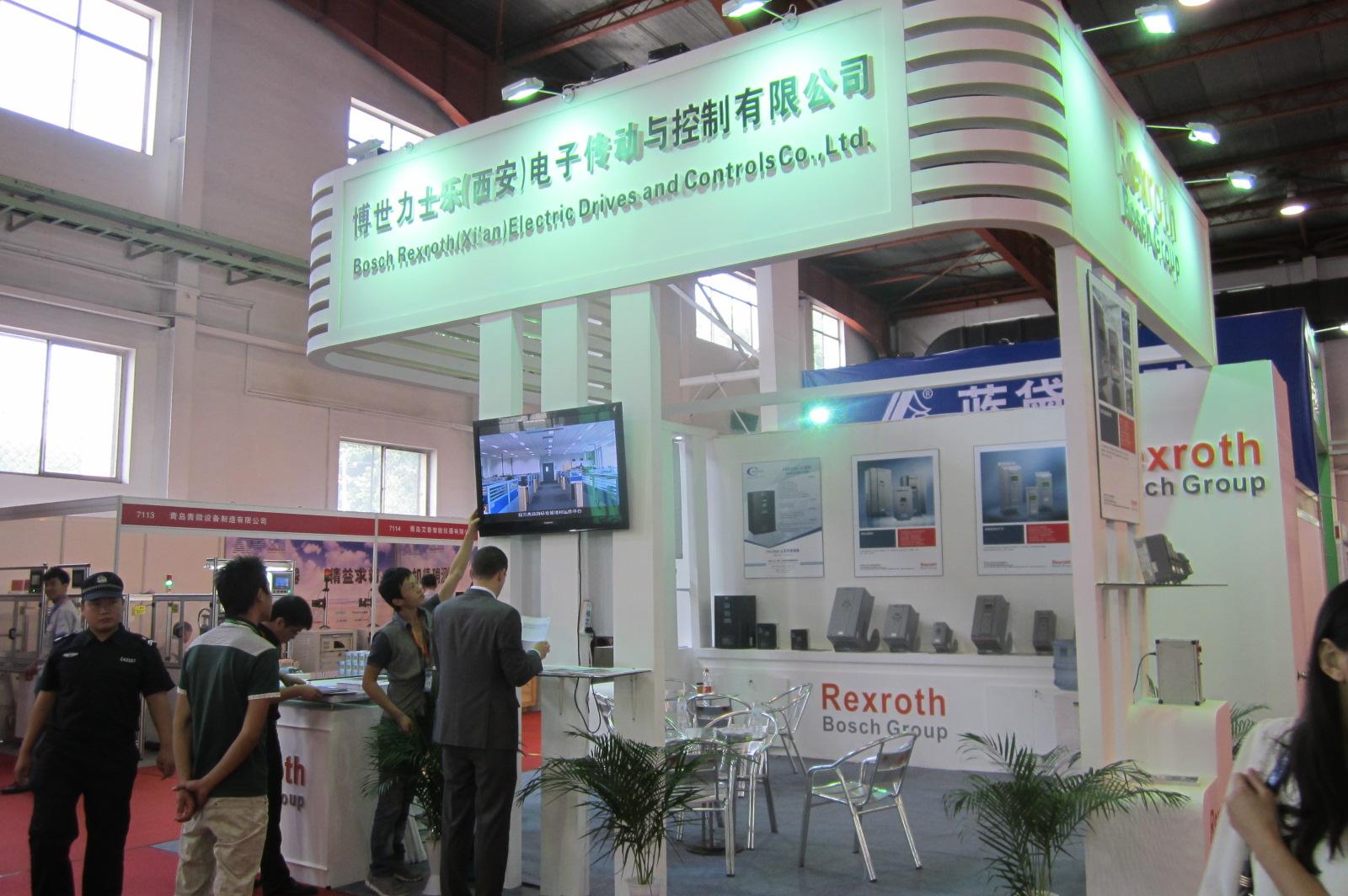 我公司隆重参加第九届北京国际空压机及压缩机展览会