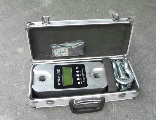 2吨数显测力仪