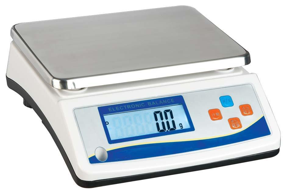 15公斤食品厂电子秤|15公斤打印小票桌秤