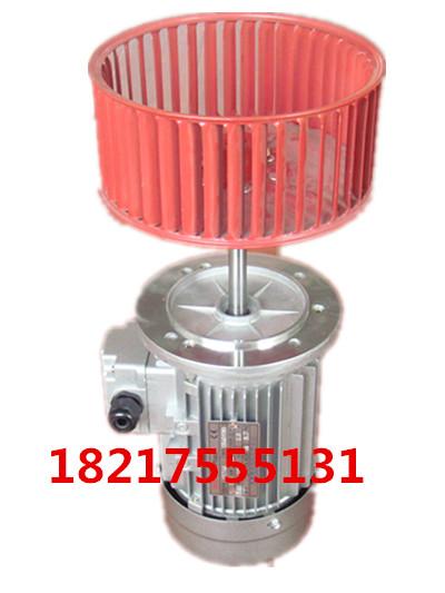 本公司制造的电机采用接线盒与机体一体压铸