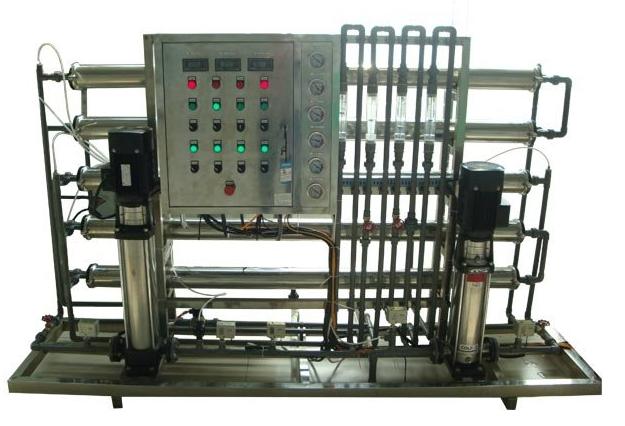 0.5t反渗透机电路板接线图