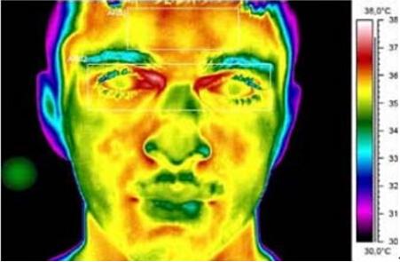 人体正常体温_用flir红外热像仪检测人体体温