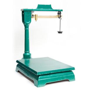 普通小称量机械磅秤