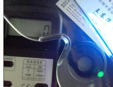 实测LUV-10对紫外线的防护效果