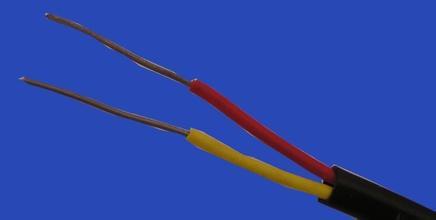 0 带屏蔽  双华 热电阻 补偿导线 结构特征,绝缘层,护层材料,使用温度