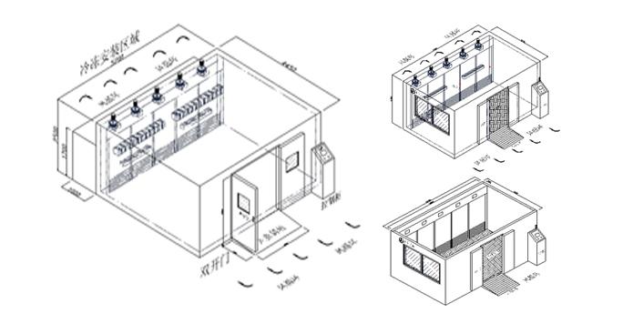 试验箱设计图纸