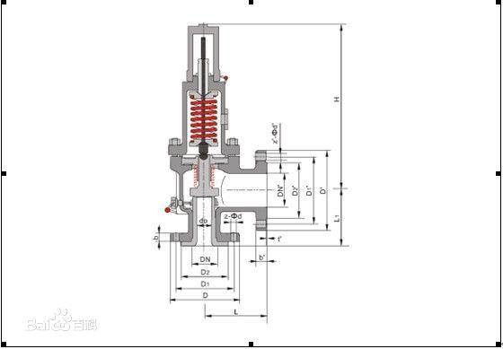 重锤杠杆式安全阀 重锤杠杆式安全阀是利用重锤和杠杆来平衡作用在阀