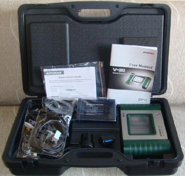 autoboss v30-车博士汽车诊断仪