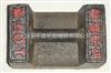 1000kg铸铁标准砝码