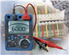 CEM华盛昌DT-6605高压绝缘电阻测试仪