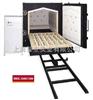 SNOL 可移动式炉床高温烘箱