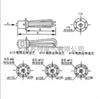 SRM3型SRM3型管状电热元件