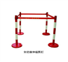 PVC筒式伸缩围网 安全围栏