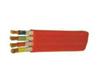 YTG-KVFBR-G  港口移动设备控制通讯组合扁电缆