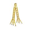 電工梯子,高壓線檢修絕緣梯,帶電作業單梯